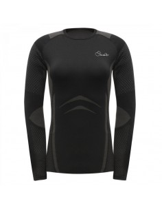 DARE 2B ZONAL III LONG SLEEVE T WOMAN BLACK
