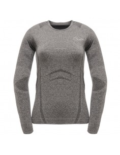 DARE 2B ZONAL III LONG SLEEVE T WOMAN GREY