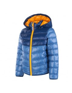 COLOR KIDS SALVADOR DOWN JACKET JEANS BLUE